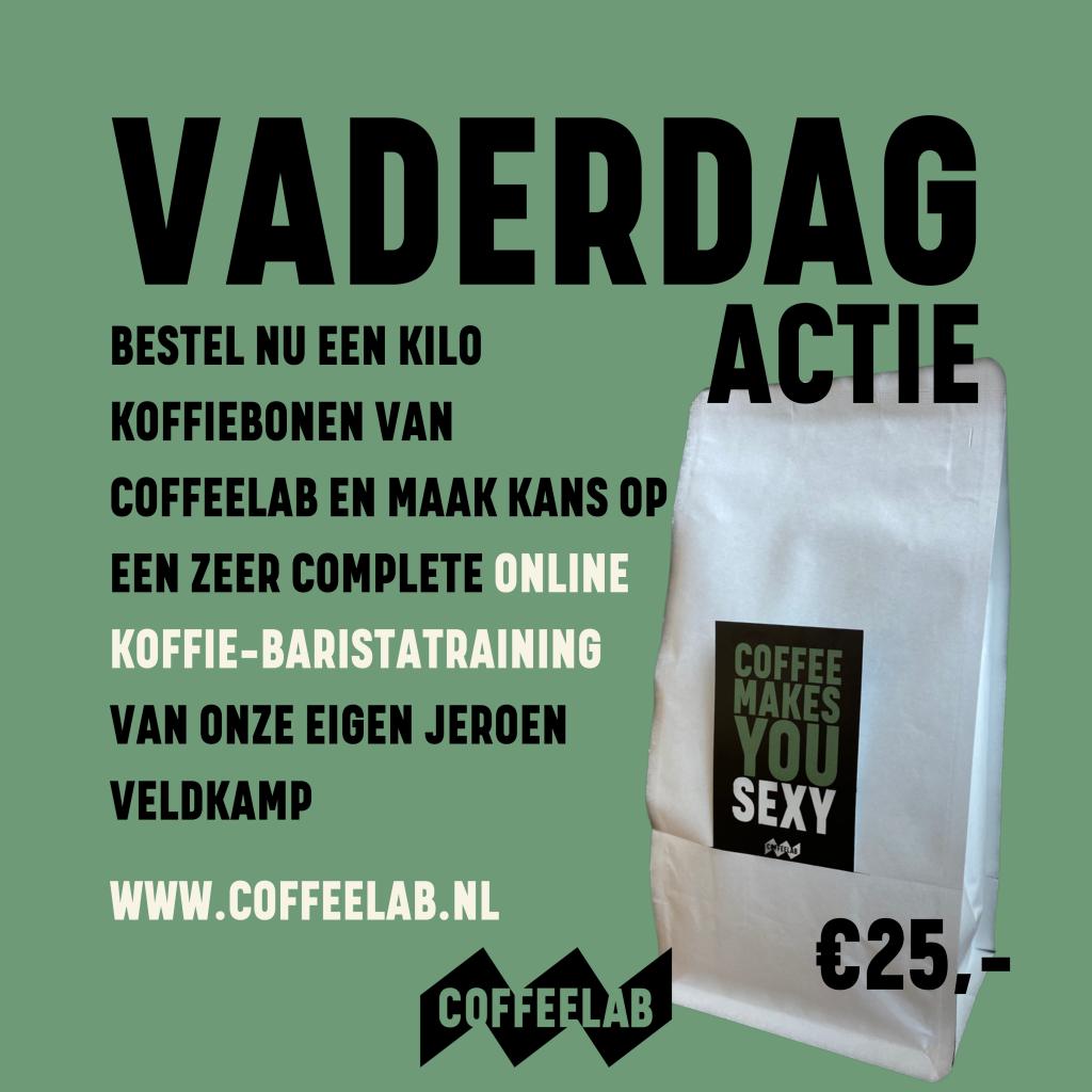 COFFEELAB VADERDAG
